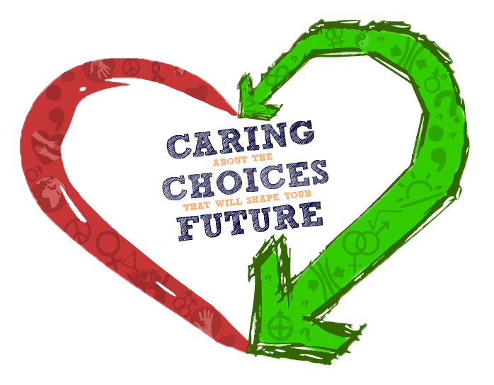 Caring about the Choices that will shape your Future