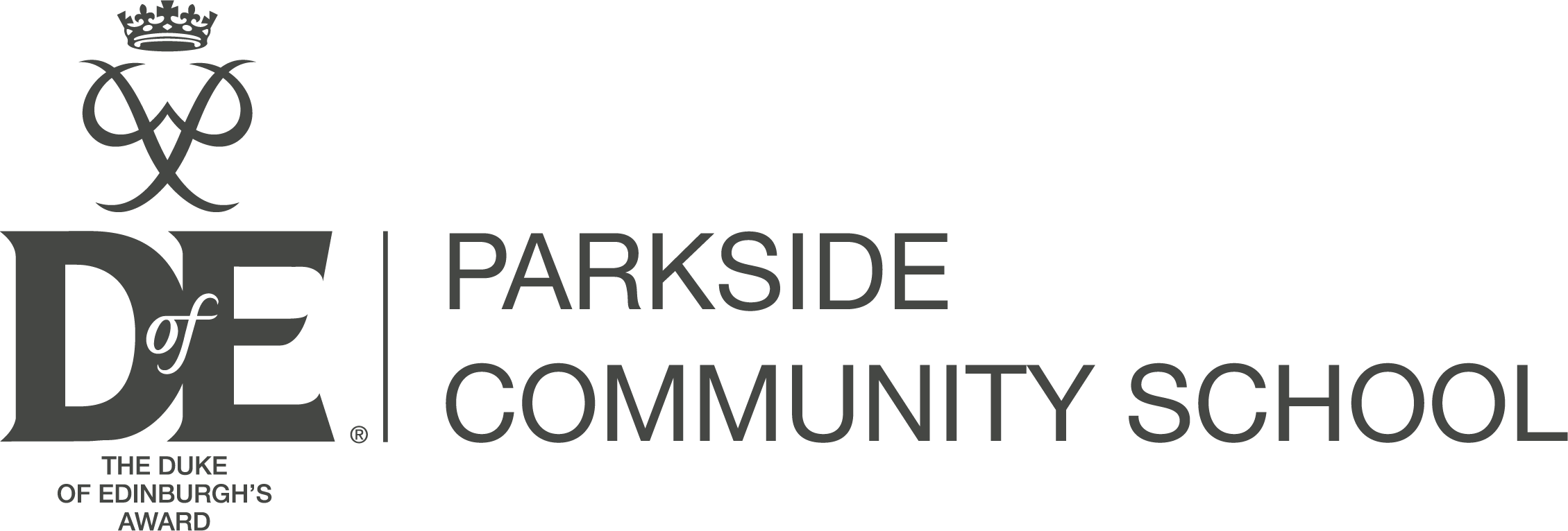 DofE logo Parkside Community School